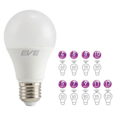หลอดไฟ LED E27 Bulb A60 EVE