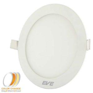 โคมดาวน์ไลท์ LED เปลี่ยนสีได้ EVE