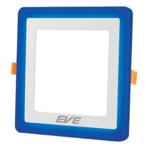 โคมดาวน์ไลท์ LED Skyblue หน้าเหลี่ยม EVE