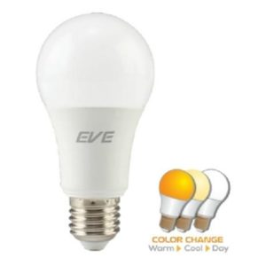 LED E27 9w Color Change EVE