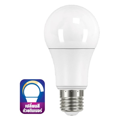LED Bulb A60 CCT Tunable 9w EVE