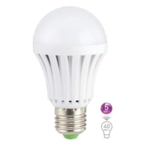LED Bulb A60 Emer 5w EVE
