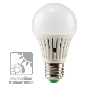 LED Bulb Intelligent Sensor 7w EVE
