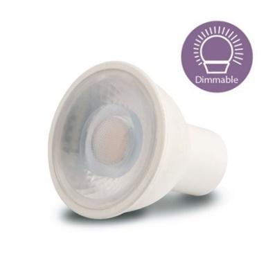 หลอด LED MR16 7w Dimmable หรี่แสงได้ แสงเดย์ไลท์, วอร์มไวท์ EVE