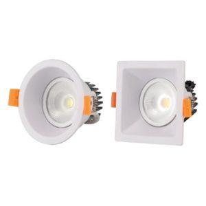 โคมดาวน์ไลท์ LED Panel COB Softy EVE